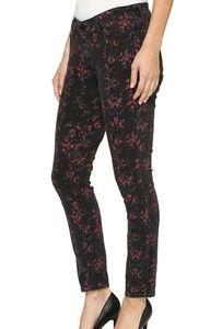 Lucky Brand Lolita Capri Cropped Jeans Aztec 10/30